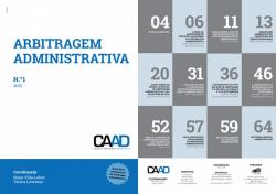 Revista Arbitragem Administrativa n.º 1