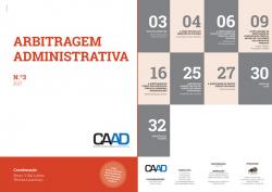 Revista Arbitragem Administrativa n.º 3