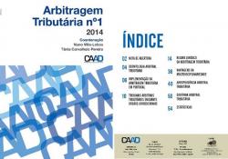Revista Arbitragem Tributária n.º 1