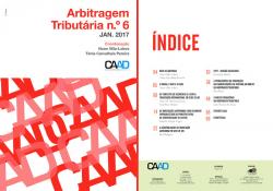 Revista Arbitragem Tributária n.º 6