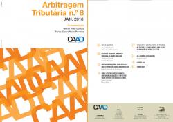 Revista Arbitragem Tributária n.º 8